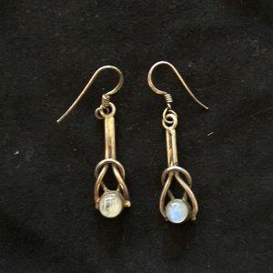 Jewelry - Moonstone earrings